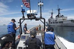 Tàu tác chiến cận bờ của Mỹ, Philippine cùng tuần tra biển Sulu