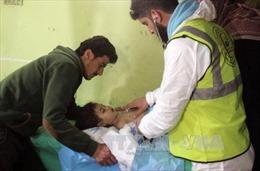 Syria bác bỏ báo cáo về tấn công hóa học