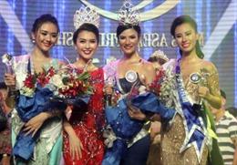 Người đẹp Thái Lan đăng quang Hoa hậu Hữu nghị ASEAN