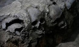 Phát hiện 2 tòa tháp sọ người tại Mexico