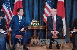 Lãnh đạo Nhật - Mỹ cam kết hợp tác sâu rộng trong vấn đề Triều Tiên