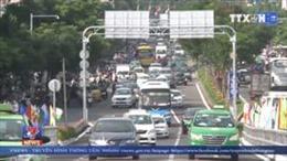 Thông xe 2 cầu vượt cửa ngõ sân bay Tân Sơn Nhất