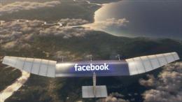 Facebook phủ sóng internet bằng máy bay không người lái