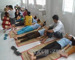 An Giang: Gần 100 công nhân nhập viện trở lại sau vụ ngộ độc tập thể