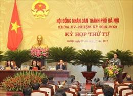 Hà Nội phải thực hiện chính sách 'kéo' giảm phương tiện cá nhân và 'đẩy' giao thông công cộng