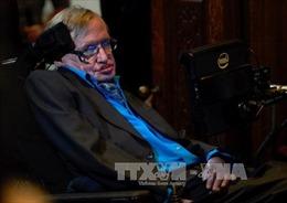 Nhà vật lý Stephen Hawking: Chính sách khí hậu của Mỹ sẽ 'nung chảy' Trái Đất