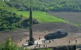 Truyền hình Triều Tiên công bố hình ảnh vụ phóng tên lửa