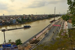Hải Phòng khánh thành cầu vượt sông trị giá 80 tỷ đồng