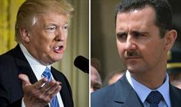 Tổng thống Trump hợp tác với Tổng thống Assad - Cách duy nhất chấm dứt xung đột Syria?