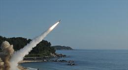 Cận cảnh Mỹ, Hàn Quốc đem tên lửa tập trận sau động thái mới của Triều Tiên