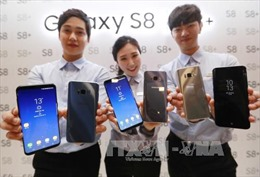 Nhờ Galaxy S8, Samsung lại dẫn đầu 1.000 thương hiệu lớn nhất châu Á