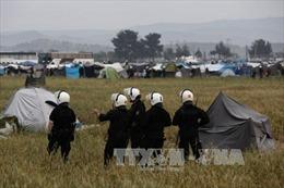 Hội nghị thượng đỉnh G20: Cảnh sát Đức dỡ bỏ lều trại trái phép của người biểu tình