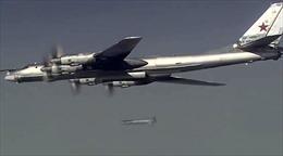 Máy bay Nga phóng tên lửa hành trình mới diệt IS từ xa 1.000 km
