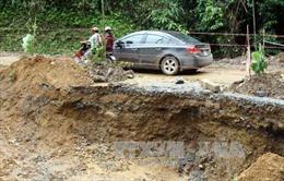 Mưa lũ gây nhiều thiệt hại tại Tuyên Quang