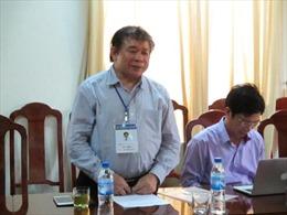 Thứ trưởng Bùi Văn Ga:  'Cơn mưa điểm 10'  không phải là căn cứ để cho rằng đề thi dễ