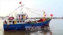 Khắc phục 'thẻ vàng' IUU: Quảng Trị lắp đặt thiết bị giám sát, quản lý tàu cá