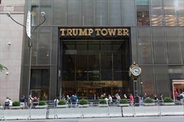 Tổng thống Mỹ đi dự hội nghị thượng đỉnh G20, Tháp Trump bị kẻ cầm dao đột nhập