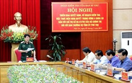 Gắn Nghị quyết Trung ương 4 (khóa XII) với Chỉ thị số 05 của Bộ Chính trị