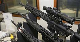 Đức triển khai khẩu đội súng máy bảo đảm an ninh G20