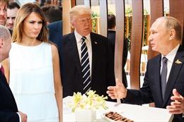 Đệ nhất Phu nhân Mỹ Melania Trump và 'nhiệm vụ bất khả thi' bên lề Hội nghị thượng đỉnh G20