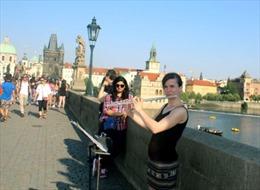 Cầu Karel - Cầu Tình Praha vẫn trẻ trung ở tuổi 660