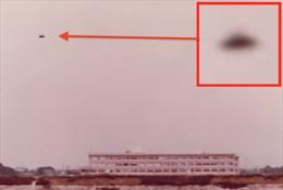 Sững sờ UFO đã xuất hiện tại Nhật Bản cách đây 40 năm