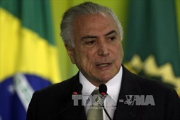 Brazil giải tán đơn vị cảnh sát điều tra vụ 'Lava Jato'