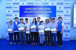 Chương trình tình nguyện viên Samsung lần thứ 2