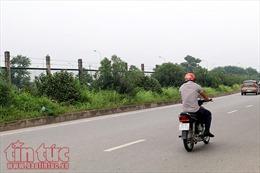 Tăng tuần tra, xử lý nghiêm xe máy đi vào đường cho ô tô trên đại lộ Thăng Long