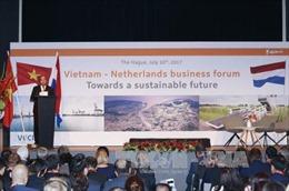 Thủ tướng Nguyễn Xuân Phúc: Cơ hội lớn cho các doanh nghiệp Hà Lan đầu tư vào Việt Nam