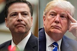 Hé lộ tình tiết mới, Tổng thống Trump tiếp tục chỉ trích cựu Giám đốc FBI