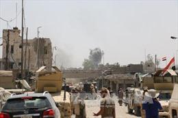 Vẫn giao tranh lẻ tẻ tại Mosul sau tuyên bố chiến thắng của Iraq