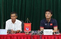 Đội tuyển bóng đá nam, nữ Việt Nam sẵn sàng chinh phục SEA Games 29