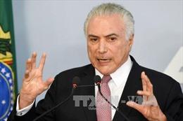 Tổng thống Brazil sẽ tôn trọng quyết định về tiến trình xét xử của Hạ viện