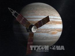 Tàu thăm dò Juno tiếp cận siêu bão trên Sao Mộc