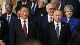 Trung Quốc cấm cư dân mạng bình luận xấu về Tổng thống Putin