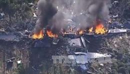 Mỹ tìm ra nguyên nhân rơi máy bay quân sự làm 16 người chết