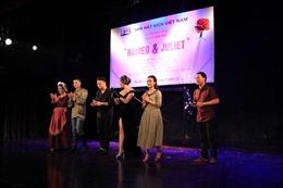 """'Romeo và Juliet"""" lại lên sân khấu kịch Việt Nam sau gần 40 năm vắng bóng"""