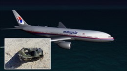Các mảnh vỡ ở Seychelles không phải của máy bay MH370