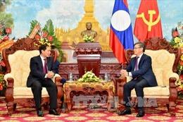 Chúc mừng năm Đoàn kết hữu nghị Việt Nam - Lào