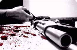 Say xỉn, người đàn ông bắn chết vợ vì không phục vụ bữa tối