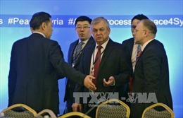 Đặc phái viên Nga đến Iran để thảo luận về tình hình Syria