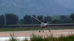 UAV tự chế lớn nhất của Trung Quốc hoàn thành bay thử nghiệm