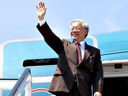 Tổng Bí thư Nguyễn Phú Trọng thăm chính thức Hungary: Dấu mốc mới, tầm cao mới