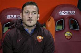 Totti chính thức làm Giám đốc đào tạo trẻ AS Roma