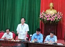 Phó Chủ tịch quận Thanh Xuân Lê Mai Trang phải nghiêm túc kiểm điểm