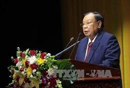 Phát huy truyền thống quan hệ đặc biệt và hợp tác toàn diện, đời đời bền vững Lào-Việt