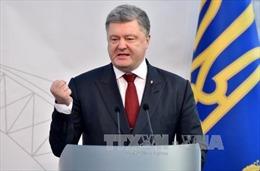 Ukraine 'thề' khôi phục chủ quyền đối với Donbass và Crimea