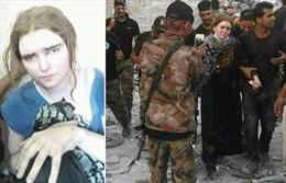 Quân đội Iraq bắt sống nữ phiến quân IS người Đức mới 16 tuổi