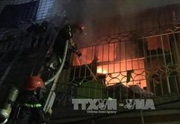 Hà Nội thiệt hại 400 tỷ đồng do cháy nổ trong 9 tháng đầu năm